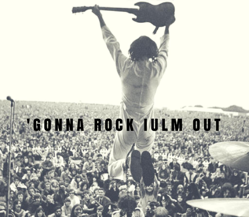 Gonna Rock IULM Out è