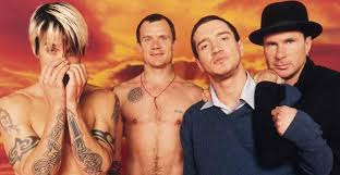 Red Hot Chili Peppers America Dani Californica