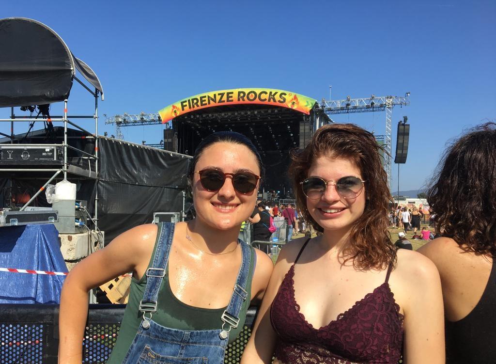 Firenze Rocks: la trasferta di Gonna Rock IULM Out