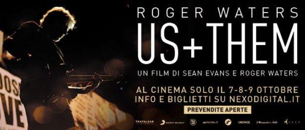 Roger Waters Us + Them. La Grande Storia con i Pink Floyd