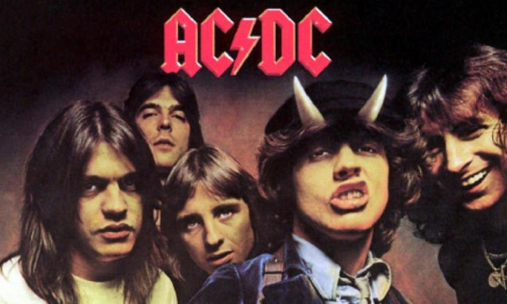 ACDC: il rock che corre su una Highway to Hell