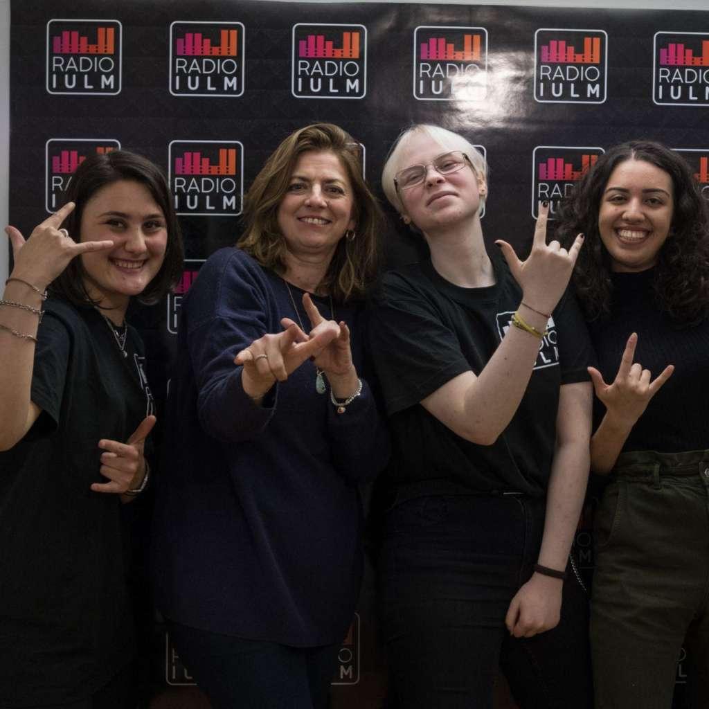 Sanremo suona il Rock insieme alla Prof. Cardini