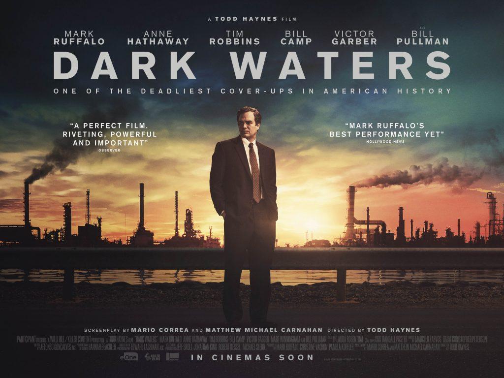 Dark Waters: il nuovo film di Todd Haynes - Radio IULM