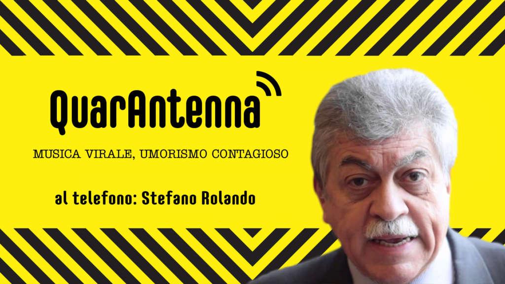 QuarAntenna: comunicazione di crisi con il Prof. Rolando
