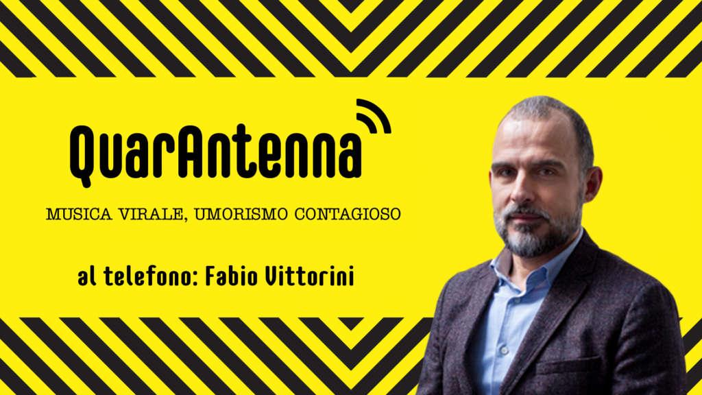 QuarAntenna: letteratura ed epidemie con il prof. Vittorini