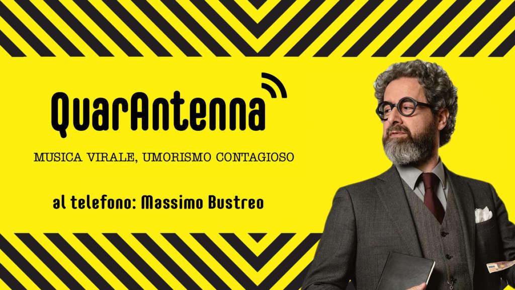 QuarAntenna: il Prof. Bustreo parla del tempo dell'angoscia