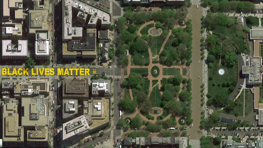 This is America Black Lives Matter, Washington D.C.