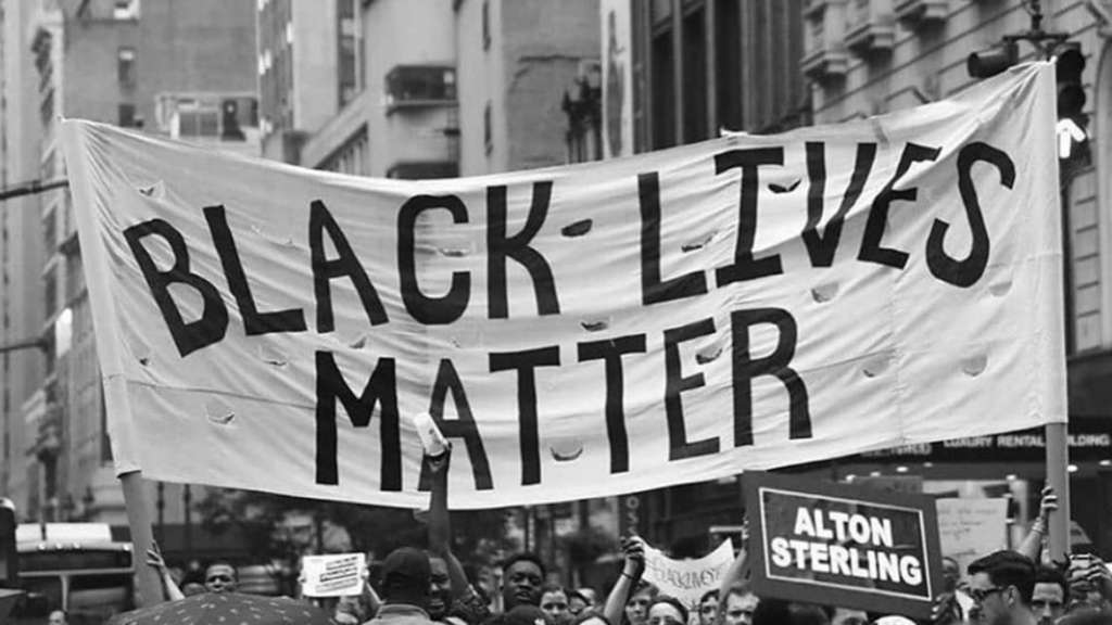 This is America Black Lives Matter