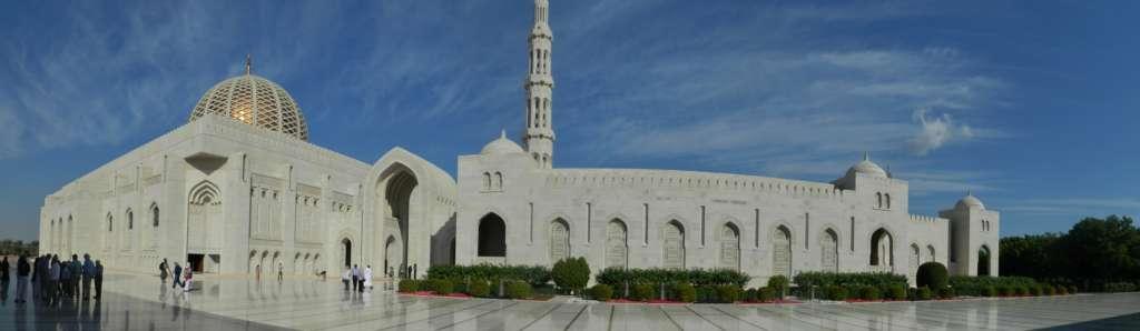 """Oltre i confini della pandemia: Oman, lo Stato delle """"porte aperte"""" e della tolleranza Mascate, moschea Ibadita"""
