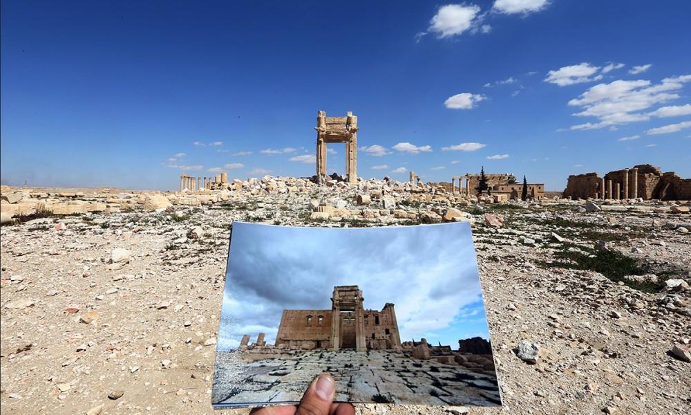 Oltre i confini della pandemia: turismo e attualità in Siria. Tempio di Bel Palmira