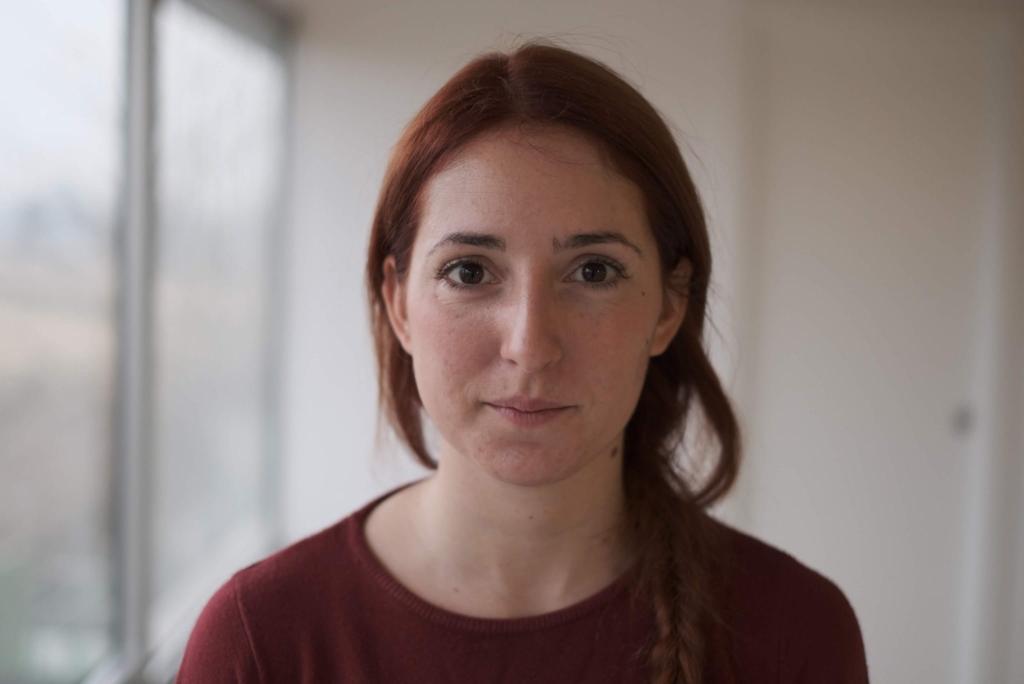 Erica Meucci del collettivo Lagaam